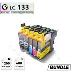 Premium compatible Brother LC131 LC133 XL Value Pack